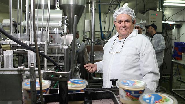 """עמי גיא, מנכ""""ל סלטי שמיר (צילום: אוראל כהן) (צילום: אוראל כהן)"""