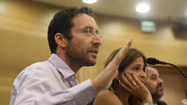 Itzik Shmuli (Photo: Gil Yohanan) (Photo: Gil Yohanan)