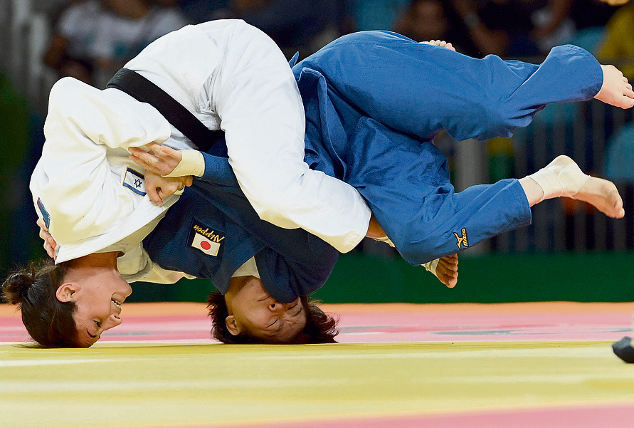 ג'רבי מול טושירו היפנית. אין טקטיקה, נגמרו הדיבורים | צילום: איי.אף.פי