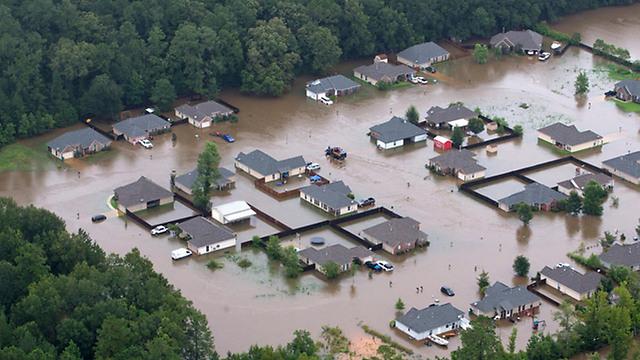 Louisiana Flooding (Photo: AP)