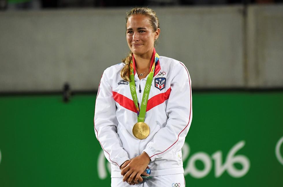 בסוף פויג לקחה את הזהב (צילום: AFP) (צילום: AFP)