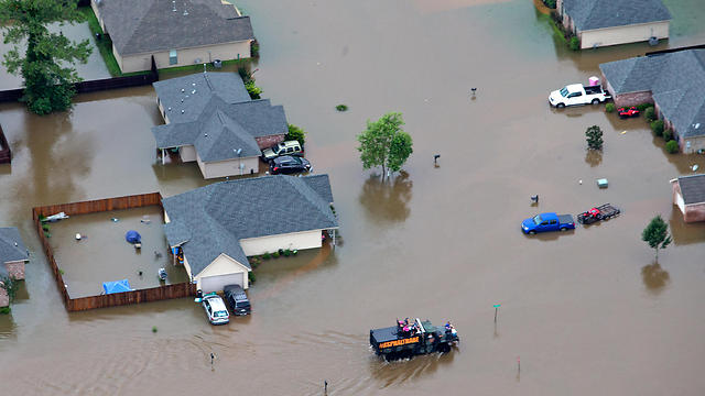 Flooding in Louisiana (Photo: AP)