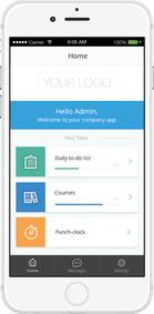 אפליקציה פנים-ארגונית