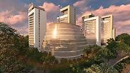 הדמיה: צבי מוססקו אדריכלים