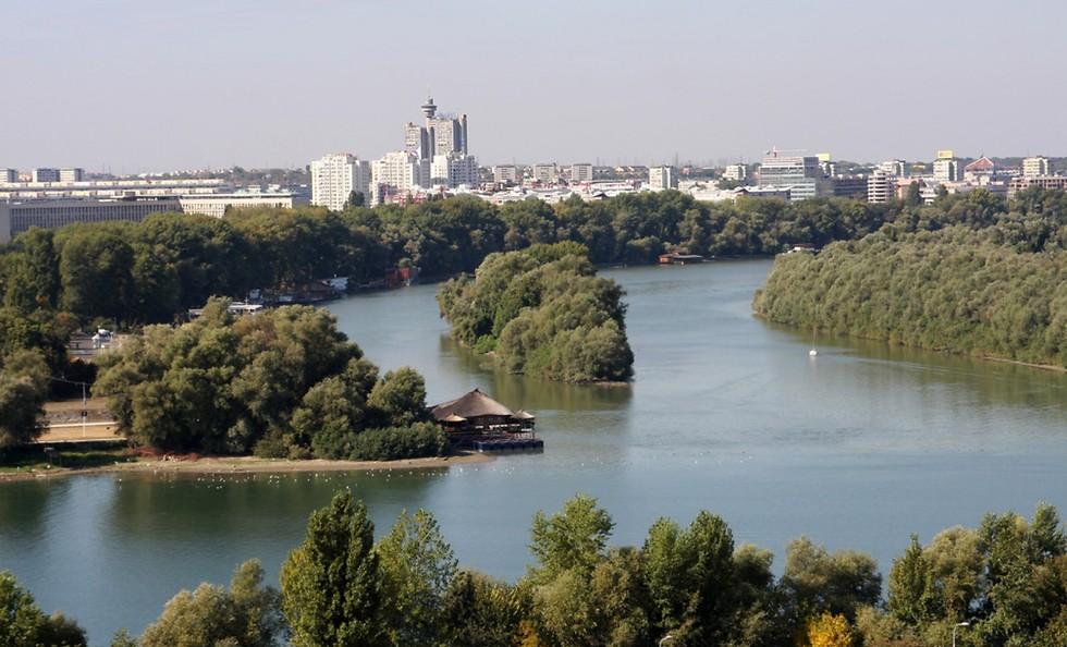 נהר הדנובה, סרביה (צילום: shutterstock) (צילום: shutterstock)