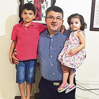 יוסף ג'בארין והילדים