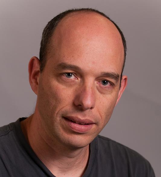 """ד""""ר רועי גרנות (צילום: דני מכליס, אוניברסיטת בן-גוריון)"""