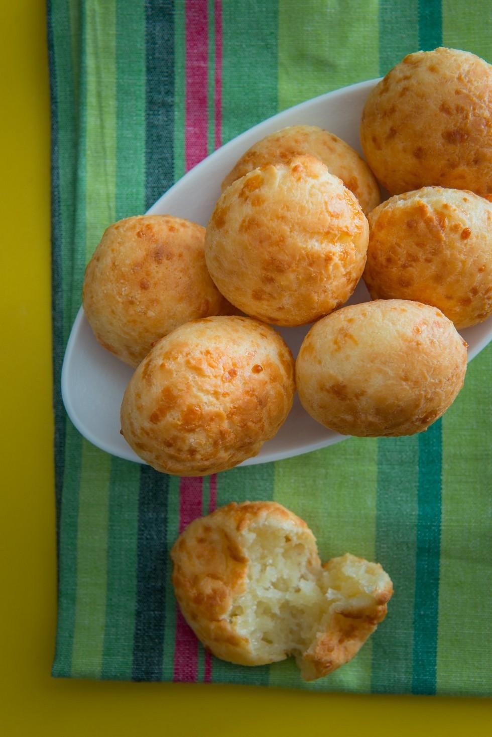 כדורי גבינה (צילום: ירון ברנר) (צילום: ירון ברנר)