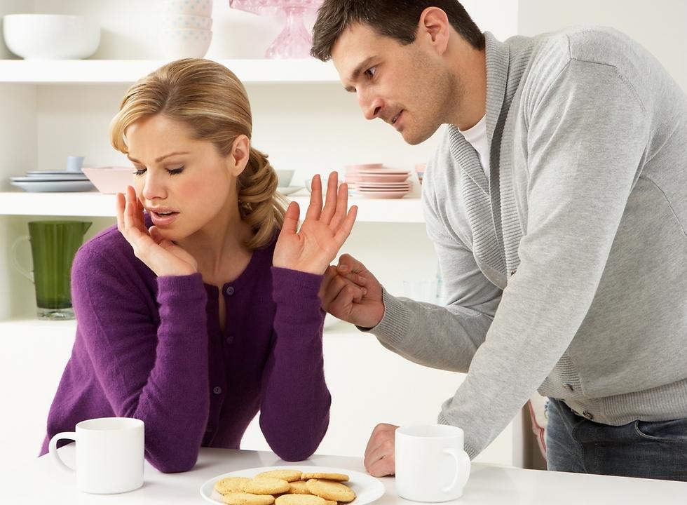 להשפיל אותך על חשבון חוסר הביטחון שלו (צילום: Shutterstock)