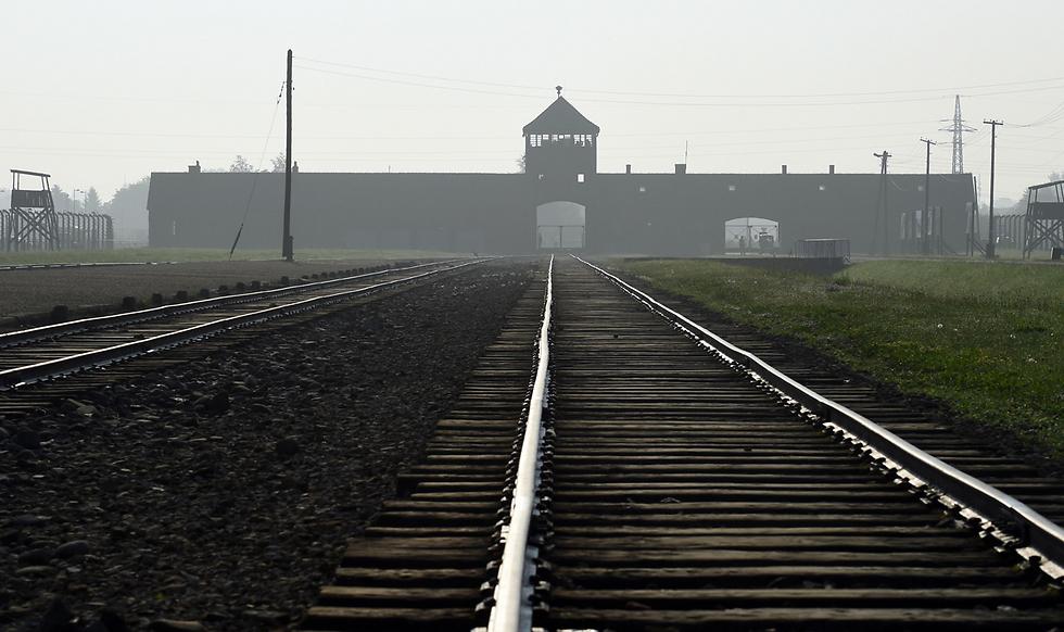 הרופא מת באושוויץ (צילום: AP) (צילום: AP)
