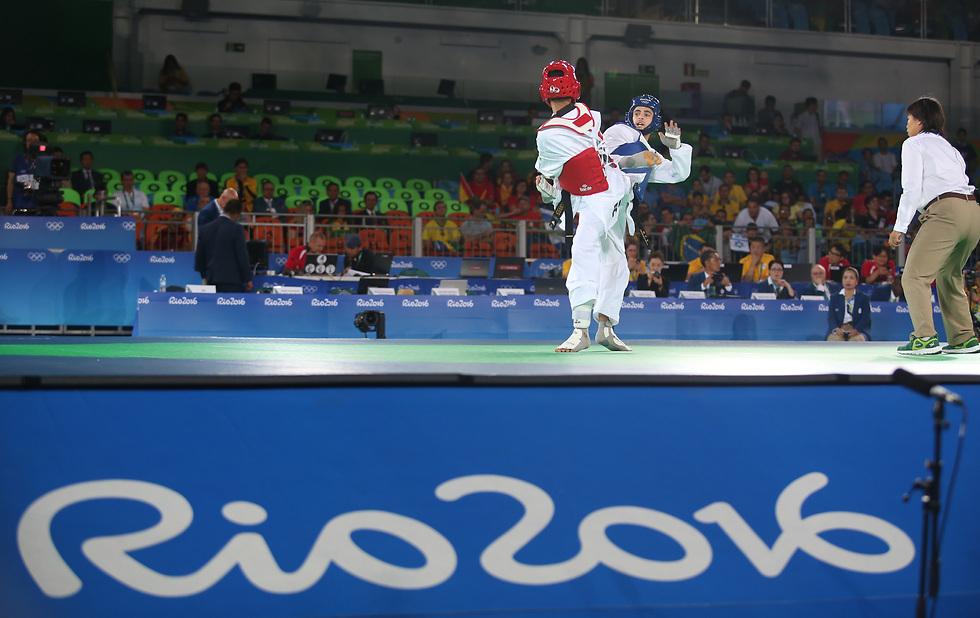רון אטיאס היום בריו (צילום: אורן אהרוני) (צילום: אורן אהרוני)