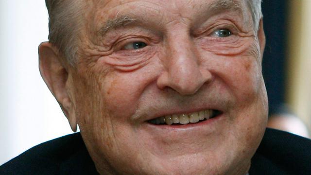 ג'ורג' סורוס (צילום: AP) (צילום: AP)