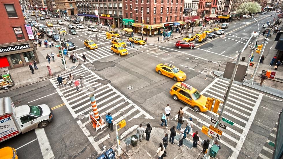 """ניו יורק. לפי הבנק העולמי, ארה""""ב שווה 1.1 קוודריליון שקל בלבד (צילום: shutterstock) (צילום: shutterstock)"""