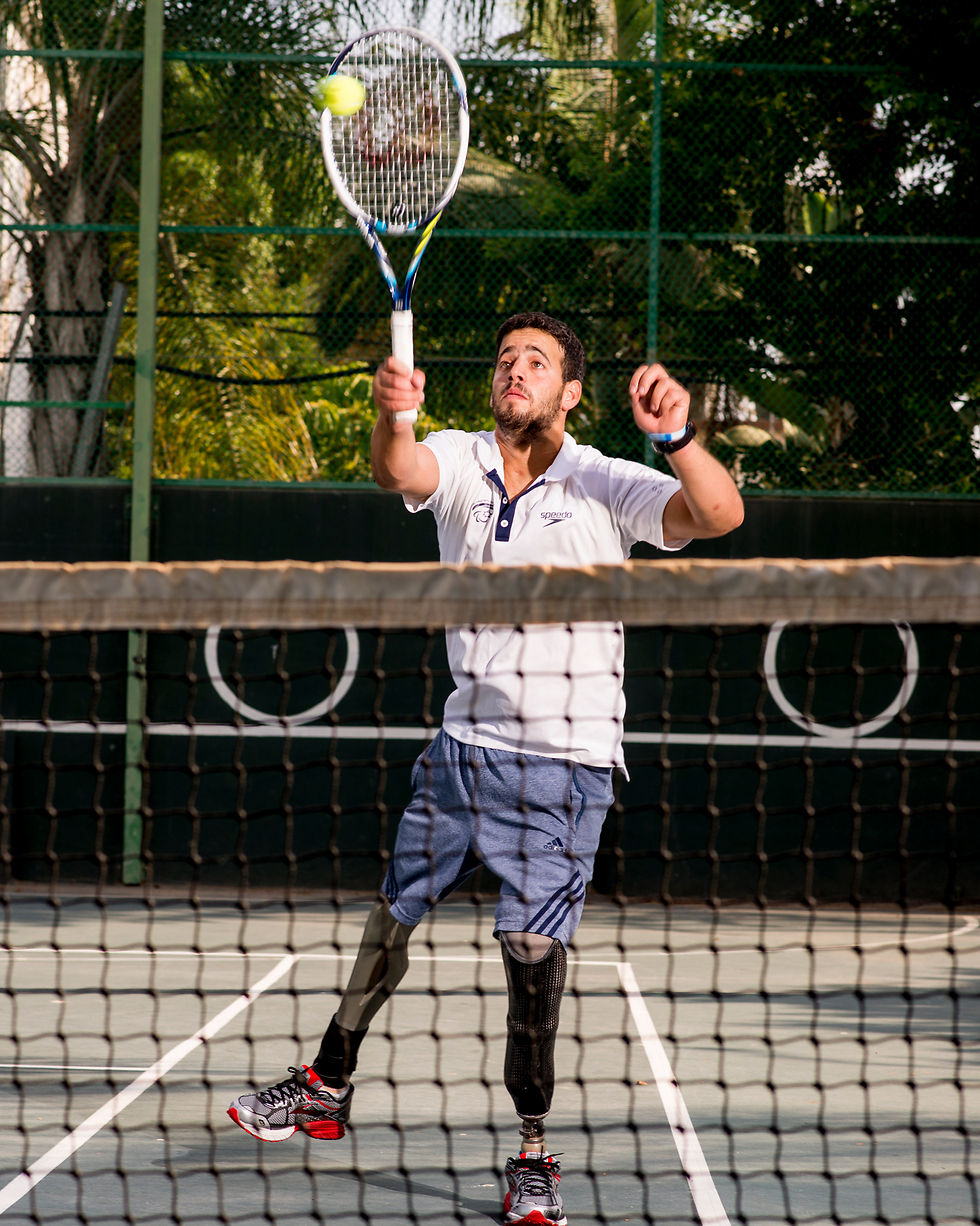 Erenlib in training (Photo: Yuval Chen)