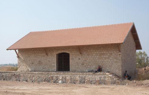 התחנה הישנה תהיה חלק ממיזם תיירותי (צילום: עמרי טלמור)