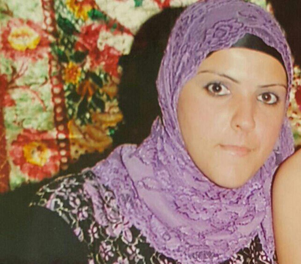 The victim, Amna Yasin