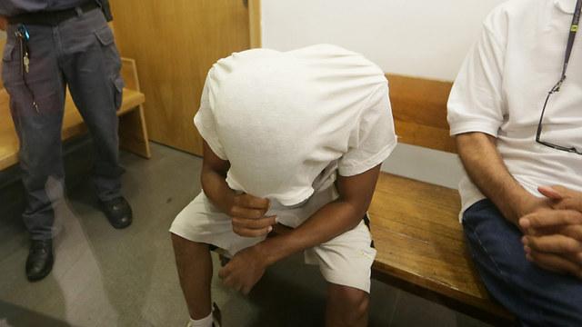 דליי מקטה. התביעה תדרוש עונש מאסר (צילום: ירון ברנר)
