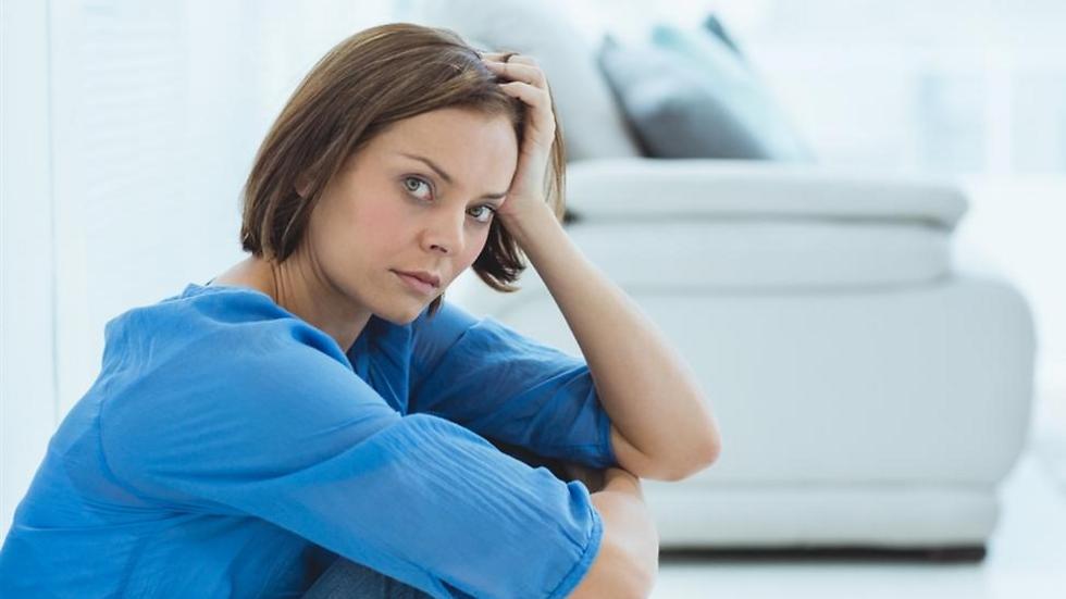 צריכה של 2 כוסות קפה ליום מפחיתה הדיכאון (צילום: shutterstock)