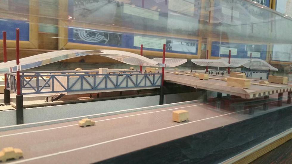 הטרמינל החדש (צילום: ערי גושן אדריכלים) (צילום: ערי גושן אדריכלים)