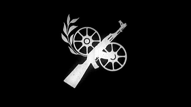 סמל יחידת ההסרטה הפלסטינית - עכשיו הסרט