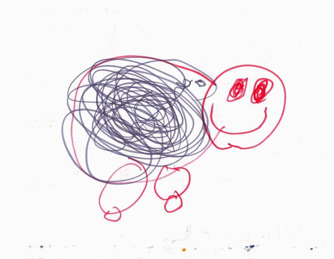 הכבשה השובבה: דוגמא ליצירתיות פשוטה, קלילה ועדיין כזו שמכניסה שמחה לציור