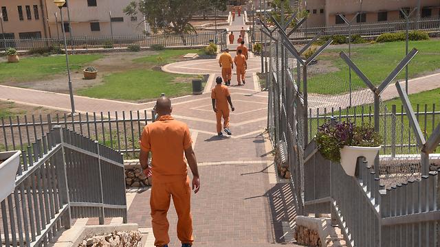 כלא חרמון (ארכיון) (צילום: אביהו שפירא) (צילום: אביהו שפירא)