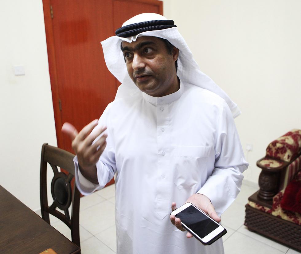 Ahmed Mansoor (Photo: AP) (Photo: AP)