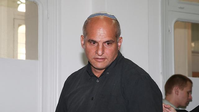 Lt. Col. Eliyahu Liebman (Photo: Yariv Katz)