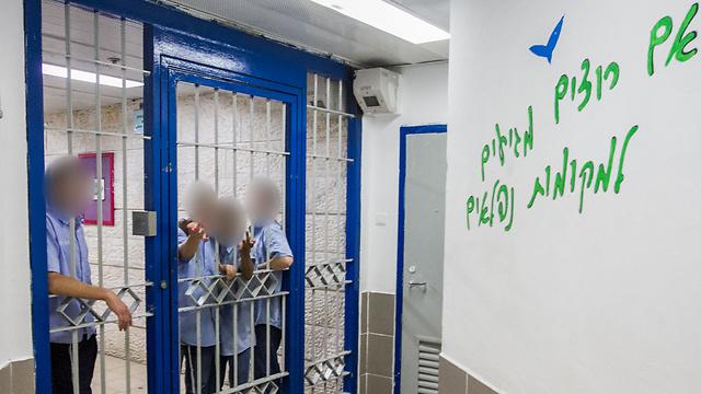 כלא אופק, 2016 (צילום: עידו ארז) (צילום: עידו ארז)