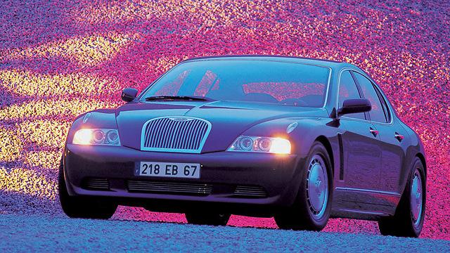בוגאטי EB 218 מ-1999 ()