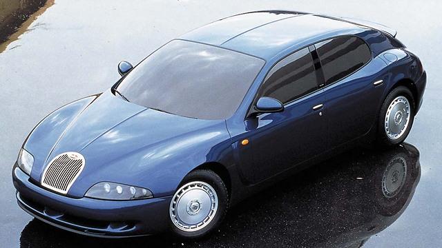בוגאטי EB 110 מ-1993 ()