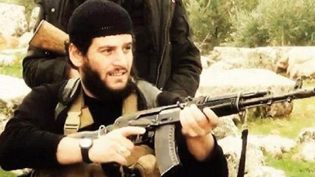 דובר דאעש אל-עדנאני. חוסל בחודש שעבר ()