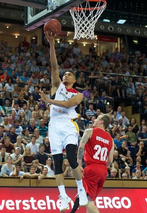 לו. סיפור מעניין (צילום: FIBA)
