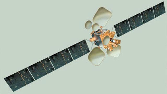 Спутник. Фото: IAI