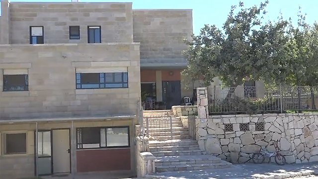 The Way of the Patriarchs oupost in the cluster of Gush Etzion