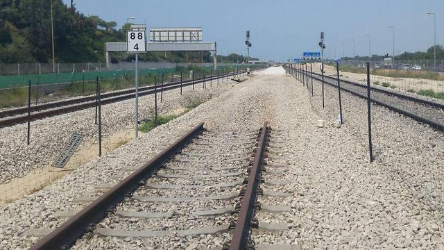 נערכים לשיבושים בגלל עבודות הרכבת (צילום: רכבת ישראל) (צילום: רכבת ישראל)