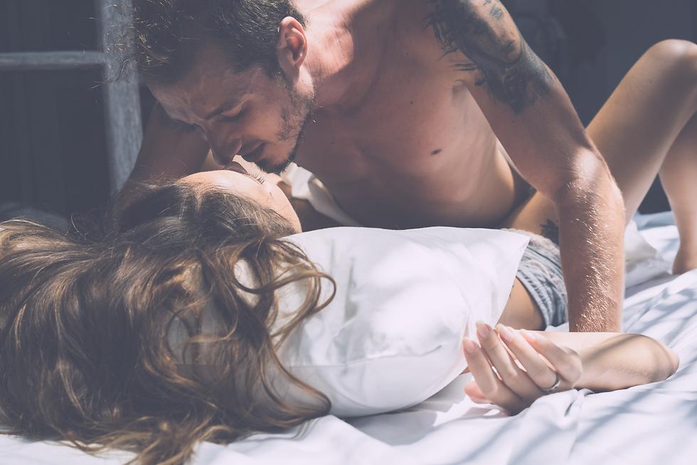 סקס טוב יצריך מכם לנקות את המחשבות וליהנות מהרגע (צילום: Shutterstock)