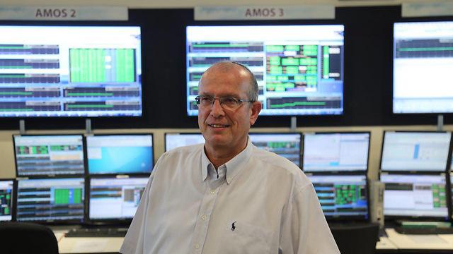 """מנכ""""ל התעשייה האווירית, יוסי וייס (צילום: מוטי קמחי) (צילום: מוטי קמחי)"""