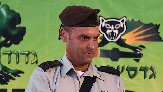 Golani commander Colonel Shlomi Binder (Photo: Effi Sharir)