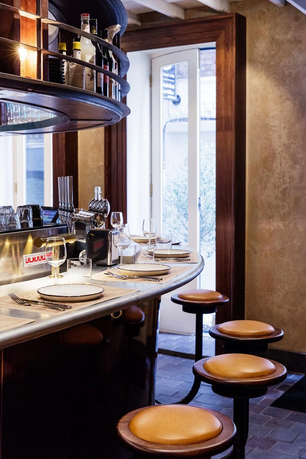 """מסעדת """"ברברי"""" בלונדון (צילום: Carol Sachs) (צילום: Carol Sachs)"""