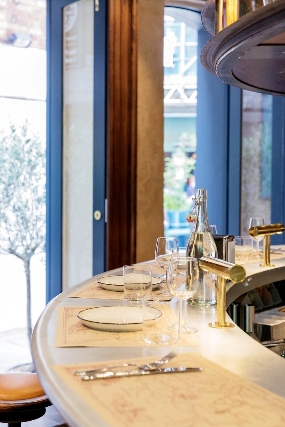 """מסעדת """"ברברי"""" של אסף גרניט בלונדון (צילום: Carol Sachs) (צילום: Carol Sachs)"""