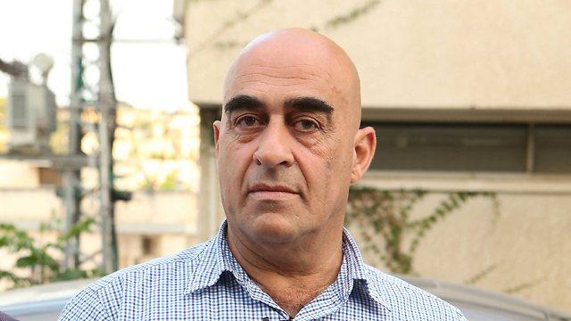 Salman Amar, Mayor of Julis (Photo: Elad Gershgoren) (Photo: Elad Gershgoren)