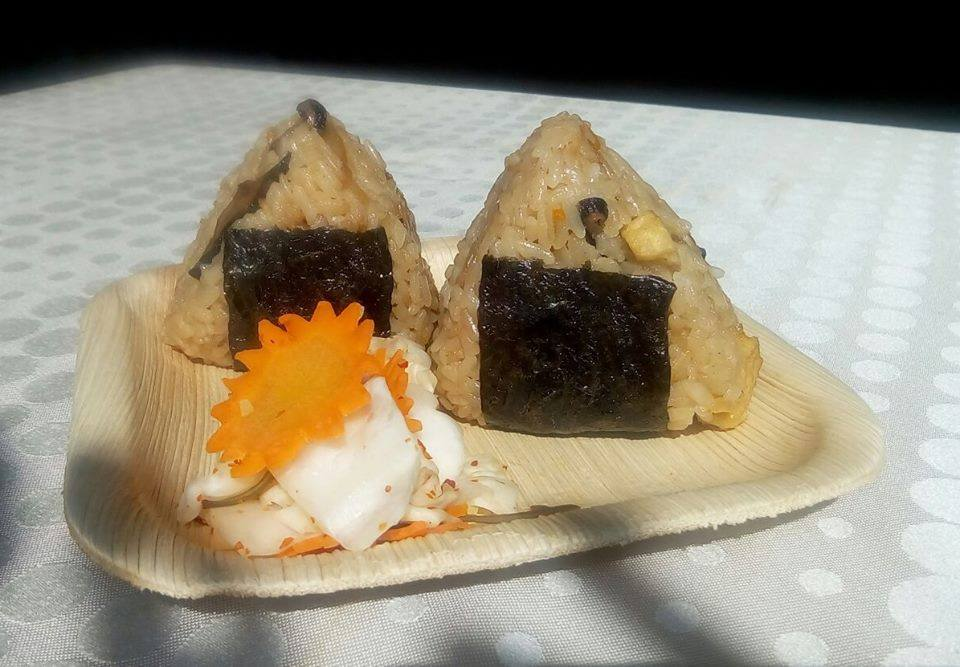 אוכל רחוב יפני