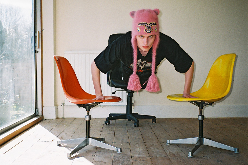 צלם האופנה הישראלי יניב אדרי זוכה לחשיפה והערכה במגזיני האופנה הבינלאומיים (צילום: יניב אדרי)