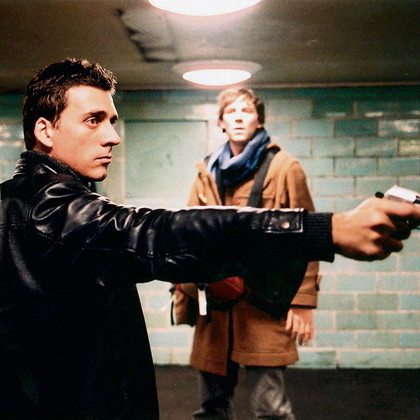 צפוף מאוד בצמרת השחקנים. אשכנזי ב'ללכת על המים', 2004