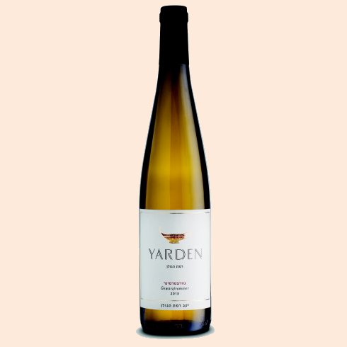 Yarden, Gewurztraminer, 2012 (Photo: Anat Landau)