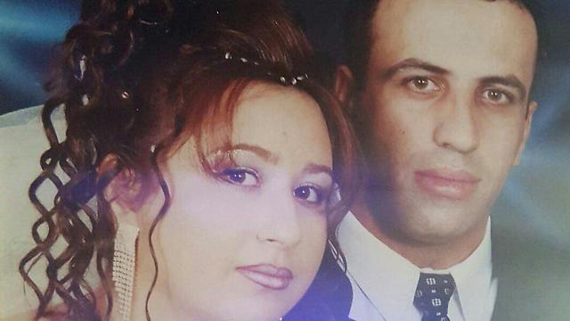 אולג מישאלוב ואשתו יאנה ()