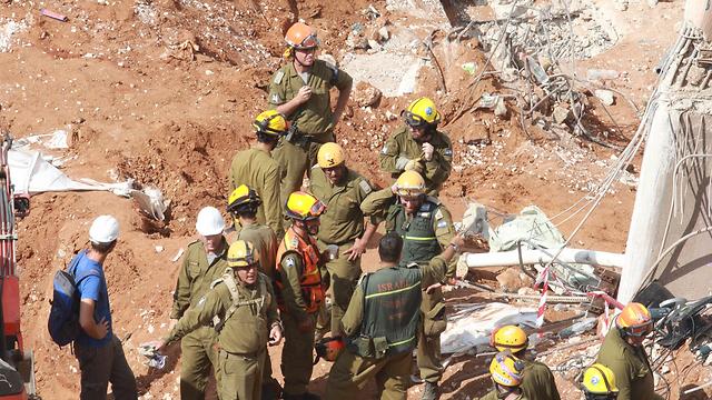 IDF search and rescue forces (Photo: Dana Kopel) (Photo: Dana Kopel)