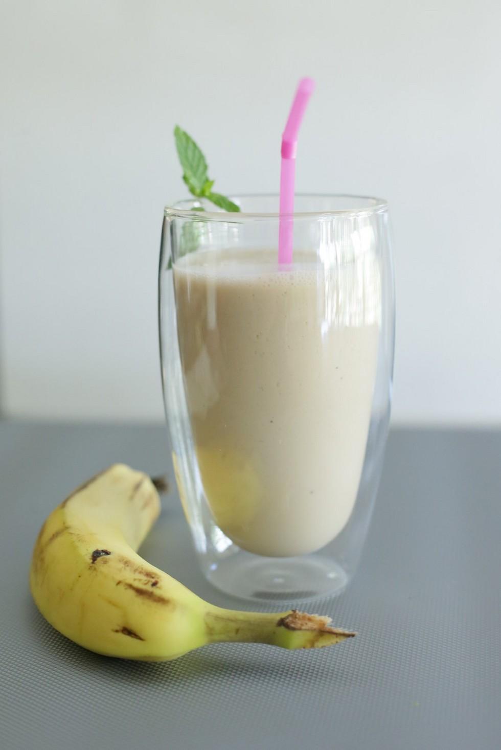בננה, לא רק בפנקייק (צילום: ירון ברנר)