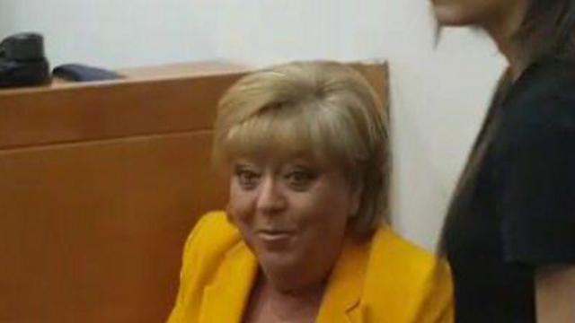 ראש העיר נתניה מרים פיירברג. מחכה לפרקליטות